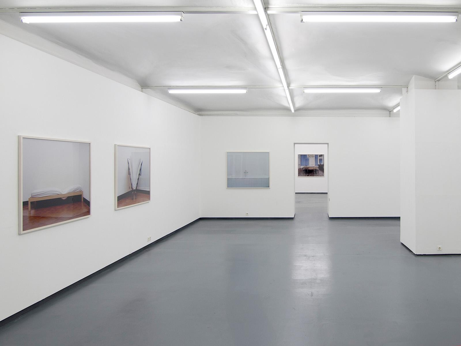 SOLO II - MARTIN BILINOVAC  Ausstellungsansicht Fotogalerie Wien