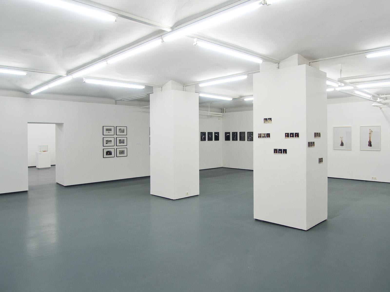 WERKSCHAU XVII - ROBERT ZAHORNICKY  Ausstellungsansicht Fotogalerie Wien