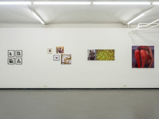 WERKSCHAU XXVI Heidi Harsieber Ausstellungsansichten Fotogalerie Wien