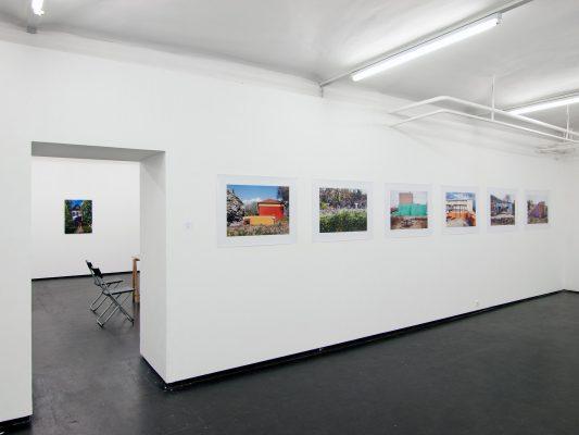 IDENTITÄT III  Ausstellungsansicht Fotogalerie Wien