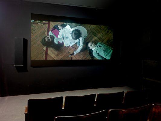 WERKSCHAU XXIV - MICHAELA MOSCOUW Ausstellungsansicht Fotogalerie Wien