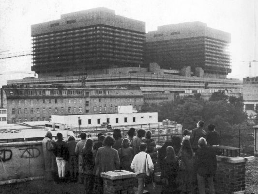 Das Kollektiv der Fotogalerie Wien 1983