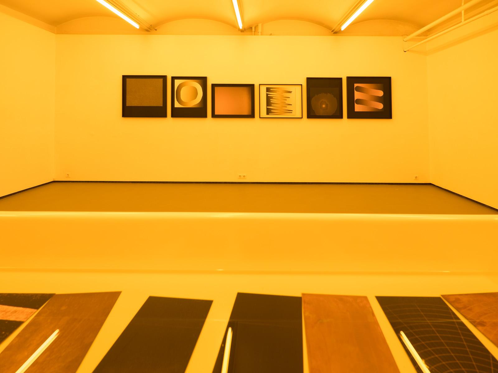 SOLO IX - ROBERT BODNAR  Ausstellungsansichten Fotogalerie Wien