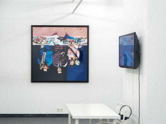 RITUALE III  Ausstellungsansicht Fotogalerie Wien