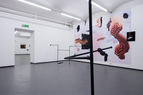 HUMAN Ausstellungsansicht Fotogalerie Wien