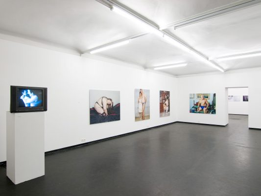 LIEBE I  Ausstellungsansicht Fotogalerie Wien