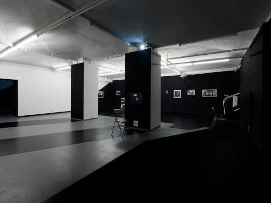 COLLAGE IV Ausstellungsansicht Fotogalerie Wien