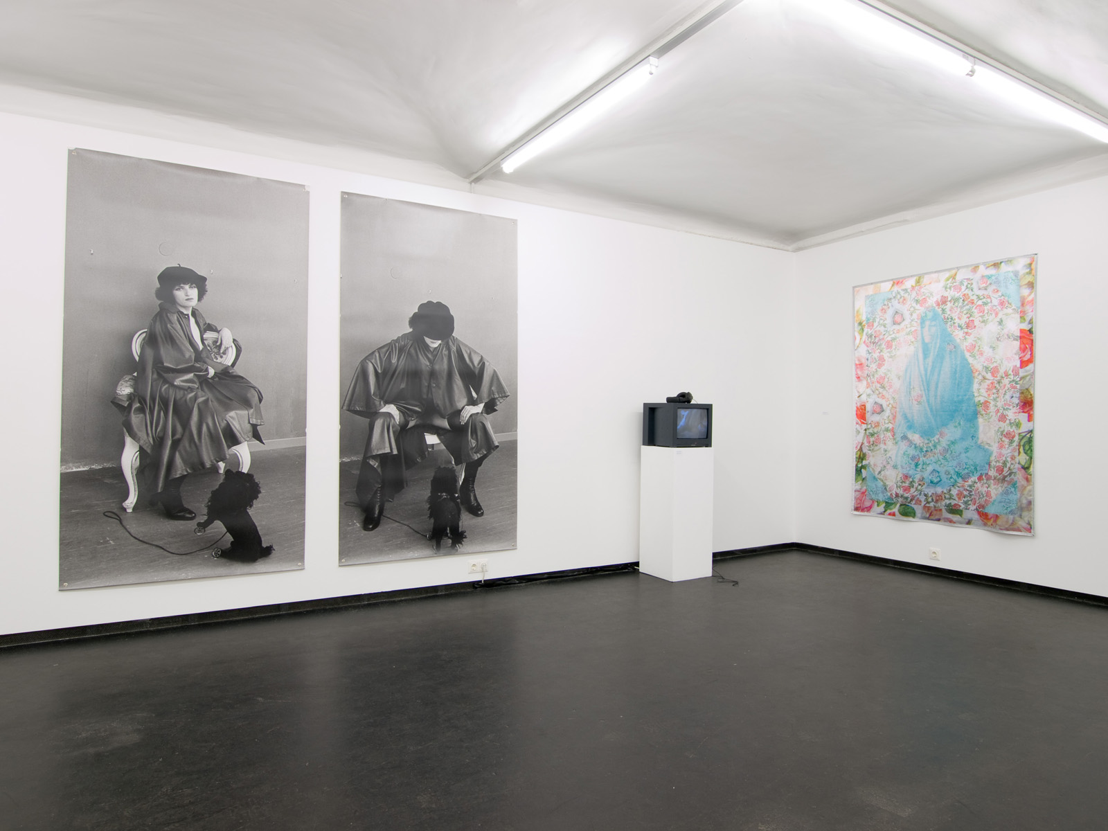 WERKSCHAU XIII - INTAKT  Ausstellungsansicht Fotogalerie Wien