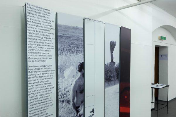 LANDSCHAFT Ausstellungsansicht Fotogalerie Wien