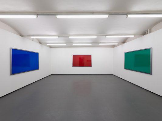 WERKSCHAU XXV: GÜNTHER SELICHAR Ausstellungsansicht Fotogalerie Wien