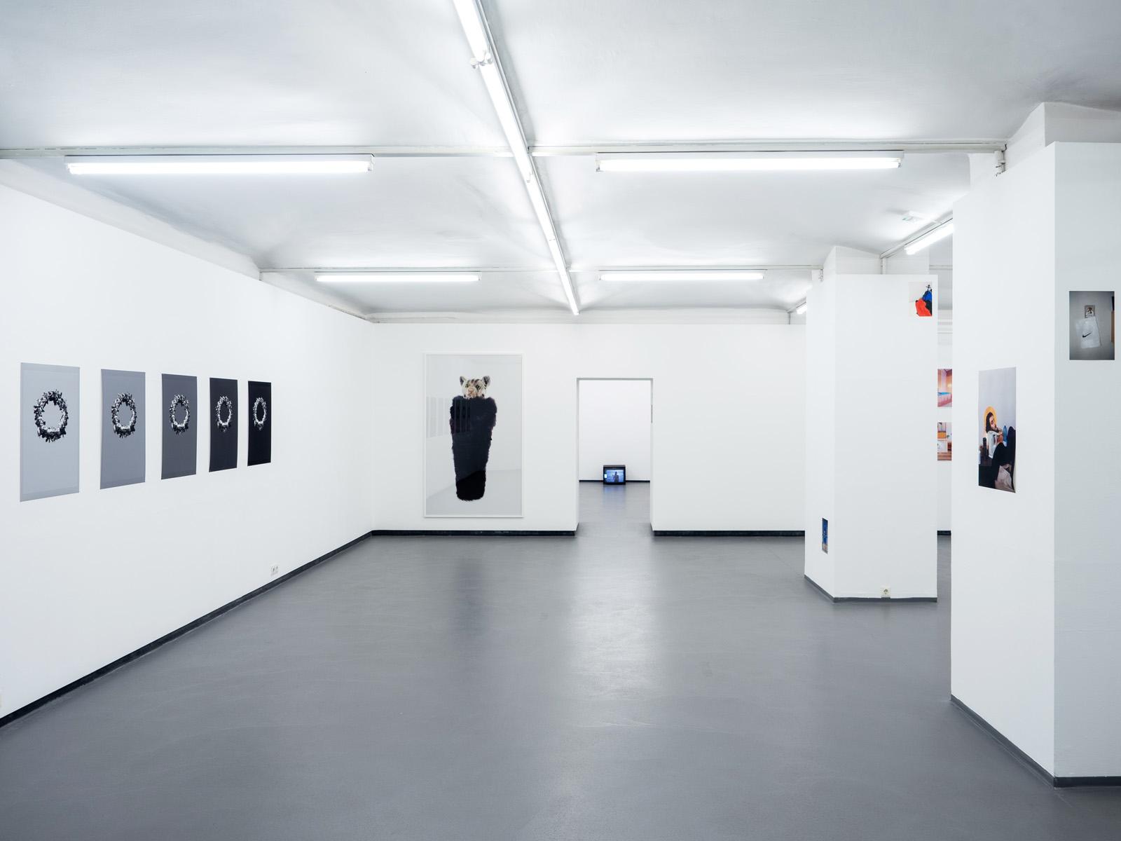 RITUALE II  Ausstellungsansicht Fotogalerie Wien