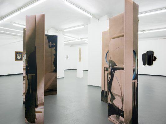 WERKSCHAU XXI I - ROBERT F. HAMMERSTIEL  Ausstellungsansichten Fotogalerie Wien