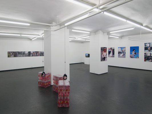 PERFORMANCE III Ausstellungsansicht Fotogalerie Wien
