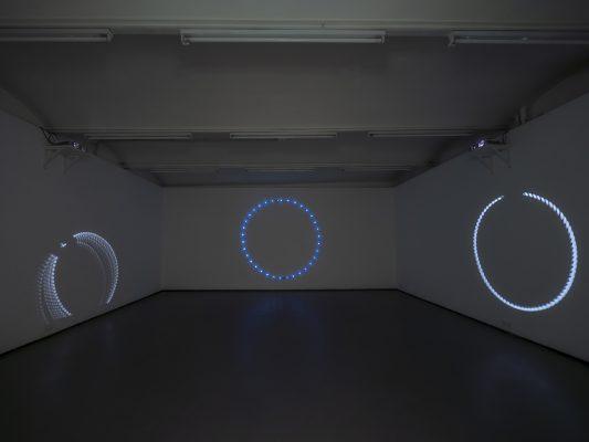 SOLO XII - ANJA NOWAK  Ausstellungsansicht Fotogalerie Wien