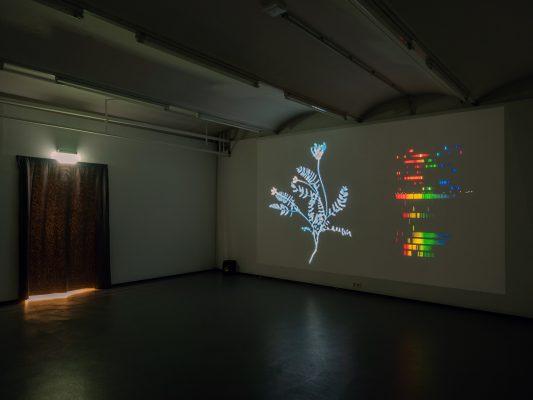 ZUKUNFSTSMUSIK Ausstellungsansicht Fotogalerie Wien