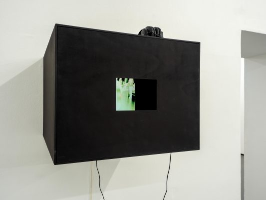 WEISSES RAUSCHEN  Ausstellungsansicht Fotogalerie Wien Foto: Michael Michlmayr