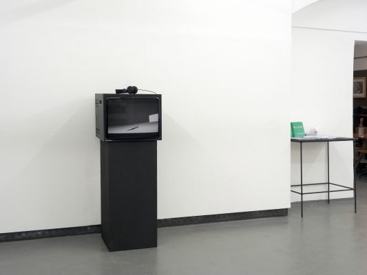 WEISSES RAUSCHEN Ausstellungsansicht Fotogalerie Wien